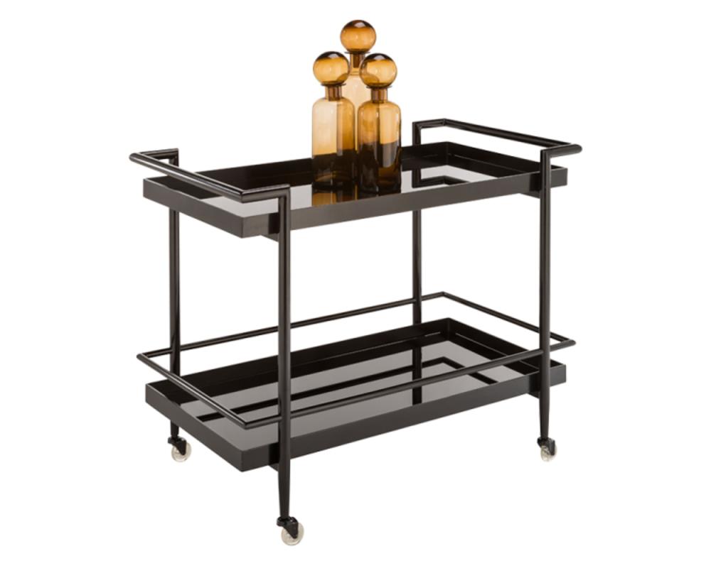 Sunpan Modern Home - Livingston Bar Cart