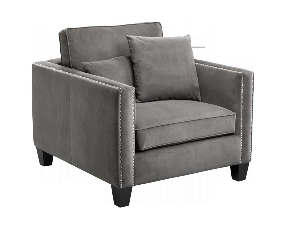 Sunpan Modern Home - Cathedral Arm Chair