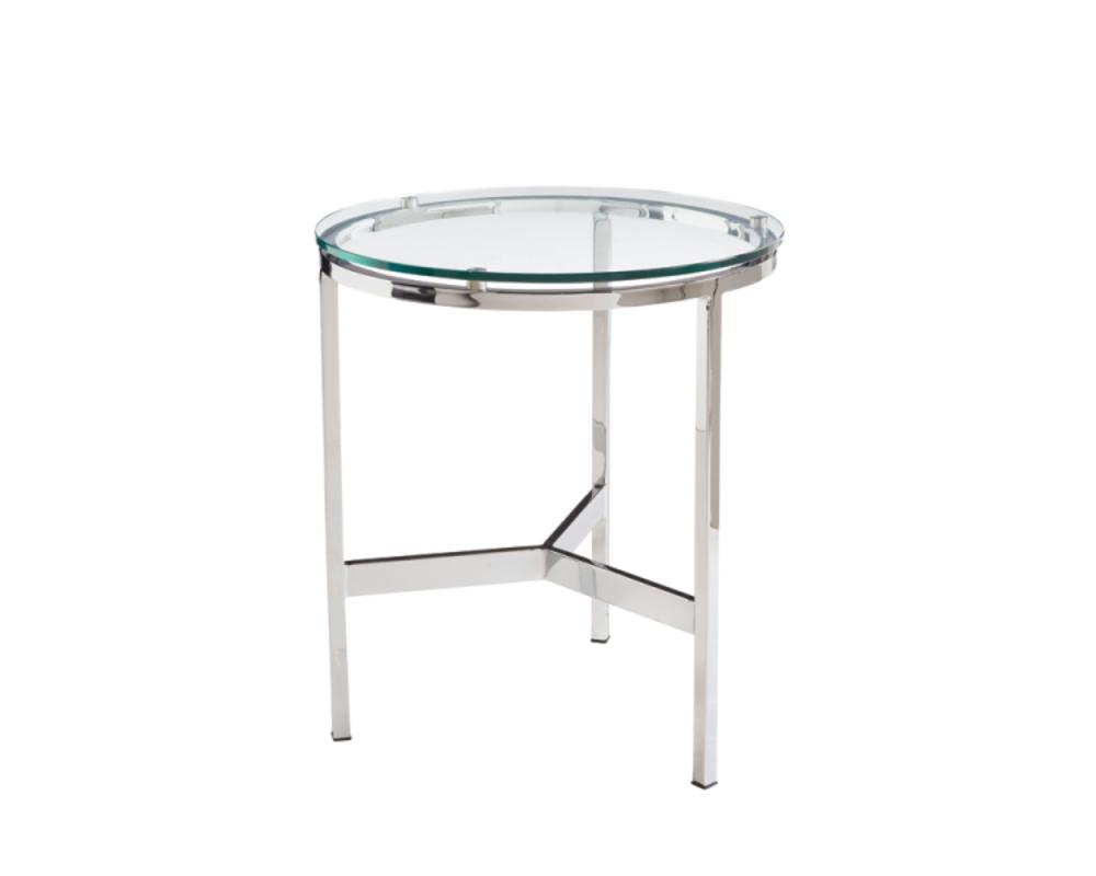 Sunpan Modern Home - Flato Round End Table