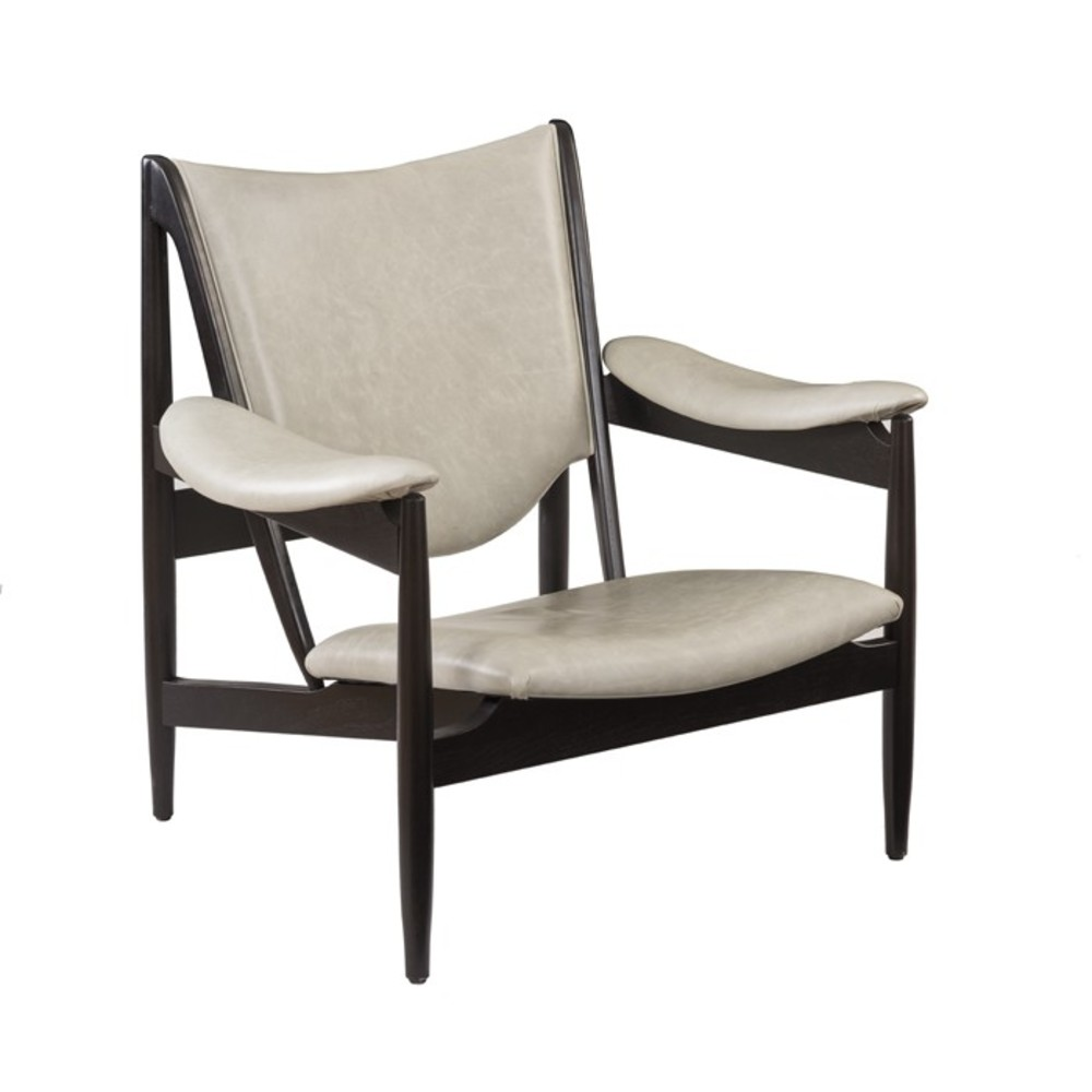 ST2 - Anneke Chair w/ Leather