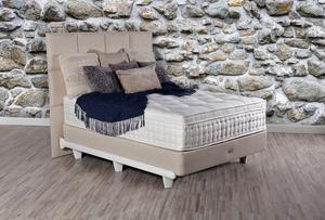 Thumbnail of Paramount Sleep - Nature's Reign Magnolia Euro Top Plush Mattress with Standard Box Spring