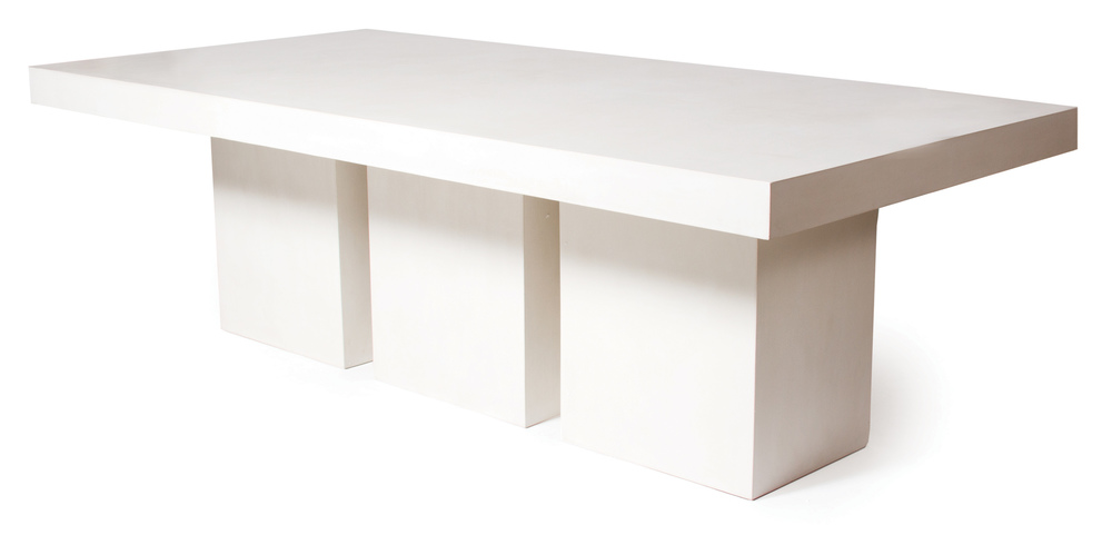 Seasonal Living - Tuscan Dining Table Three Leg Base Set