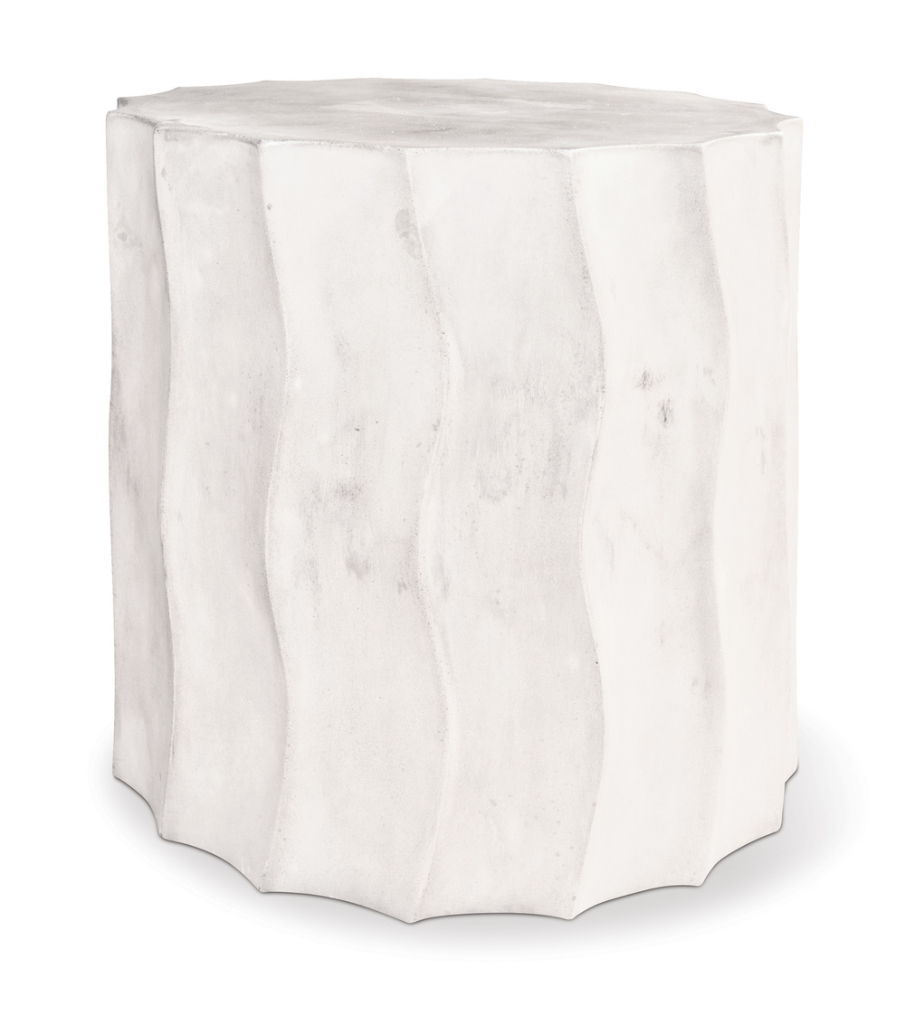 Seasonal Living - Wave Accent Table Short