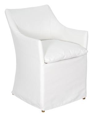 Thumbnail of Seasonal Living - Capri Dining Chair w/ Slipcovers, Set/2