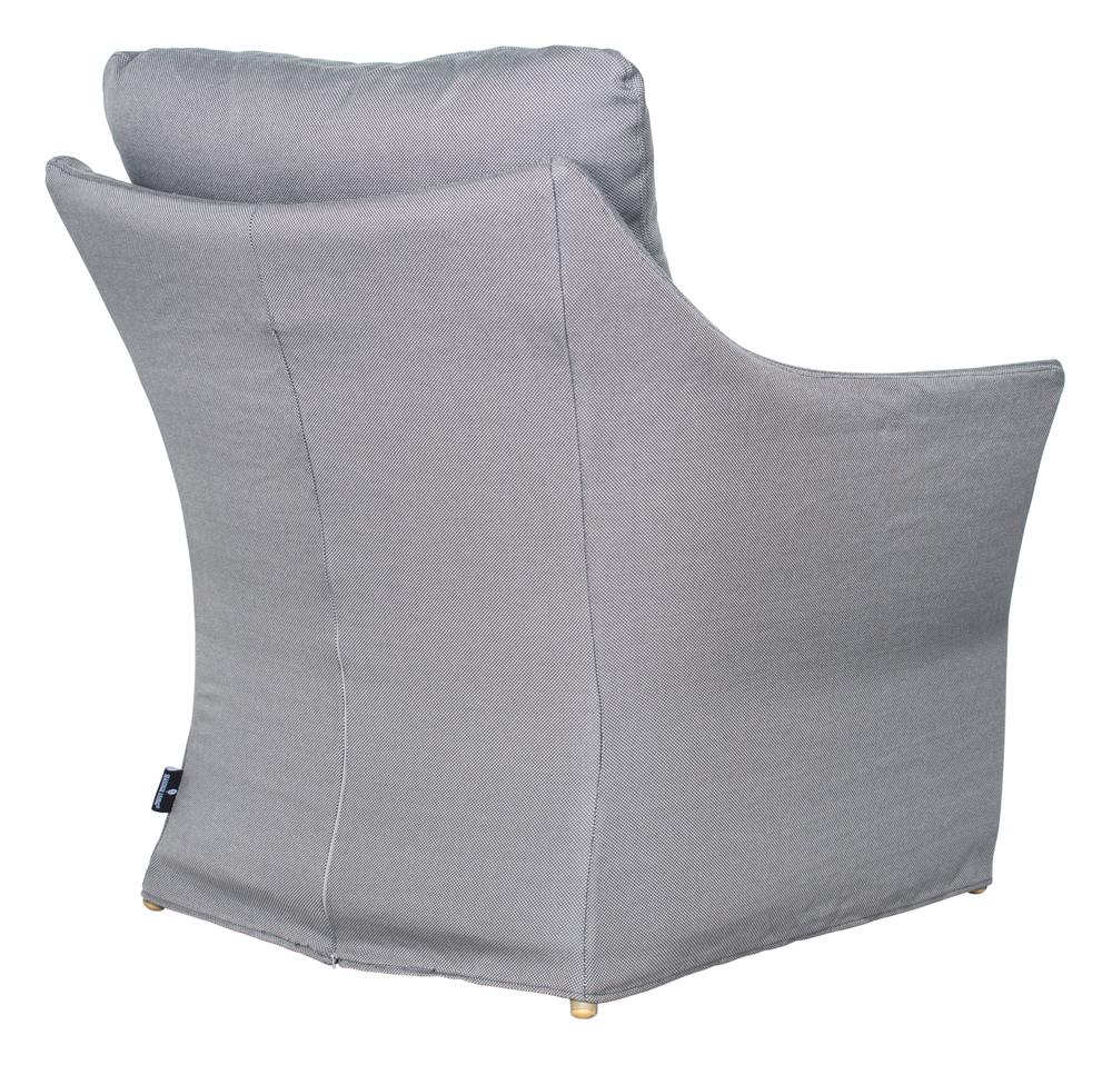 Seasonal Living - Capri Lounge Chair w/ Slipcovers