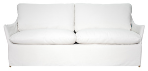 Thumbnail of Seasonal Living - Capri Three Seat Sofa with Slipcovers