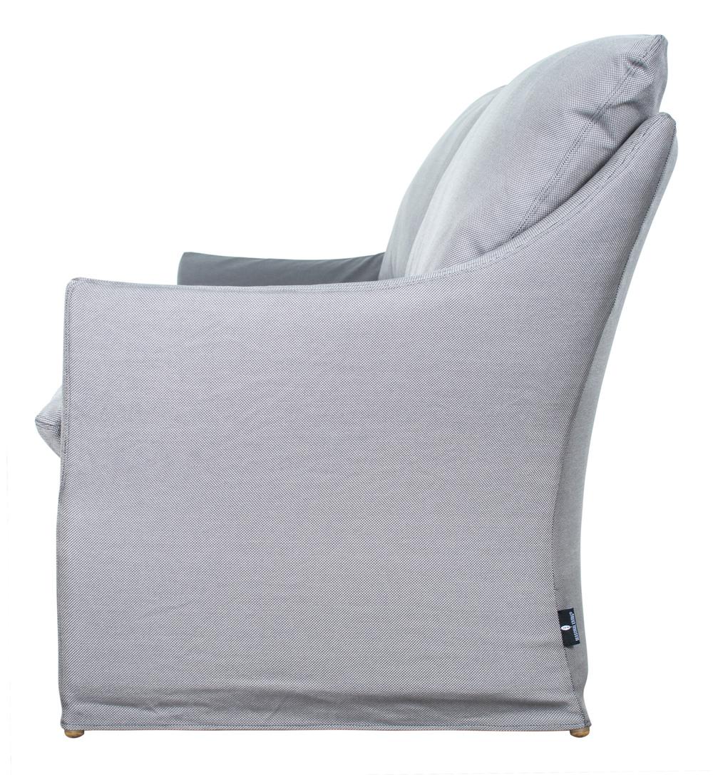 Seasonal Living - Capri Three Seat Sofa w/ Slipcovers