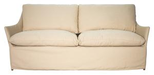 Thumbnail of Seasonal Living - Capri Three Seat Sofa w/ Slipcovers