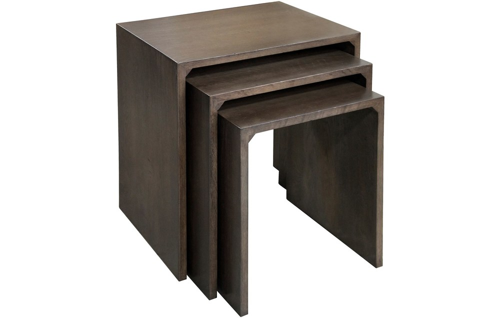 CFC - Chesterfield Nesting Tables, Set/3