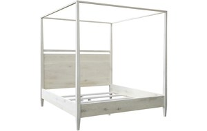 Thumbnail of CFC - Washed Oak Modern Poster Bed