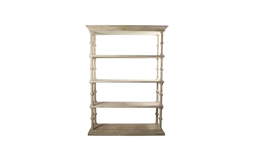 CFC - Reclaimed Lumber Roman Bookcase