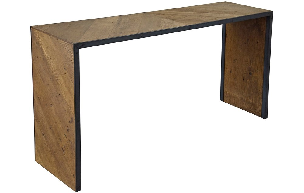 CFC - Reclaimed Lumber Ayer Console Table
