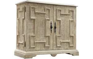 Thumbnail of CFC - Reclaimed Lumber Gothic Accent Cabinet