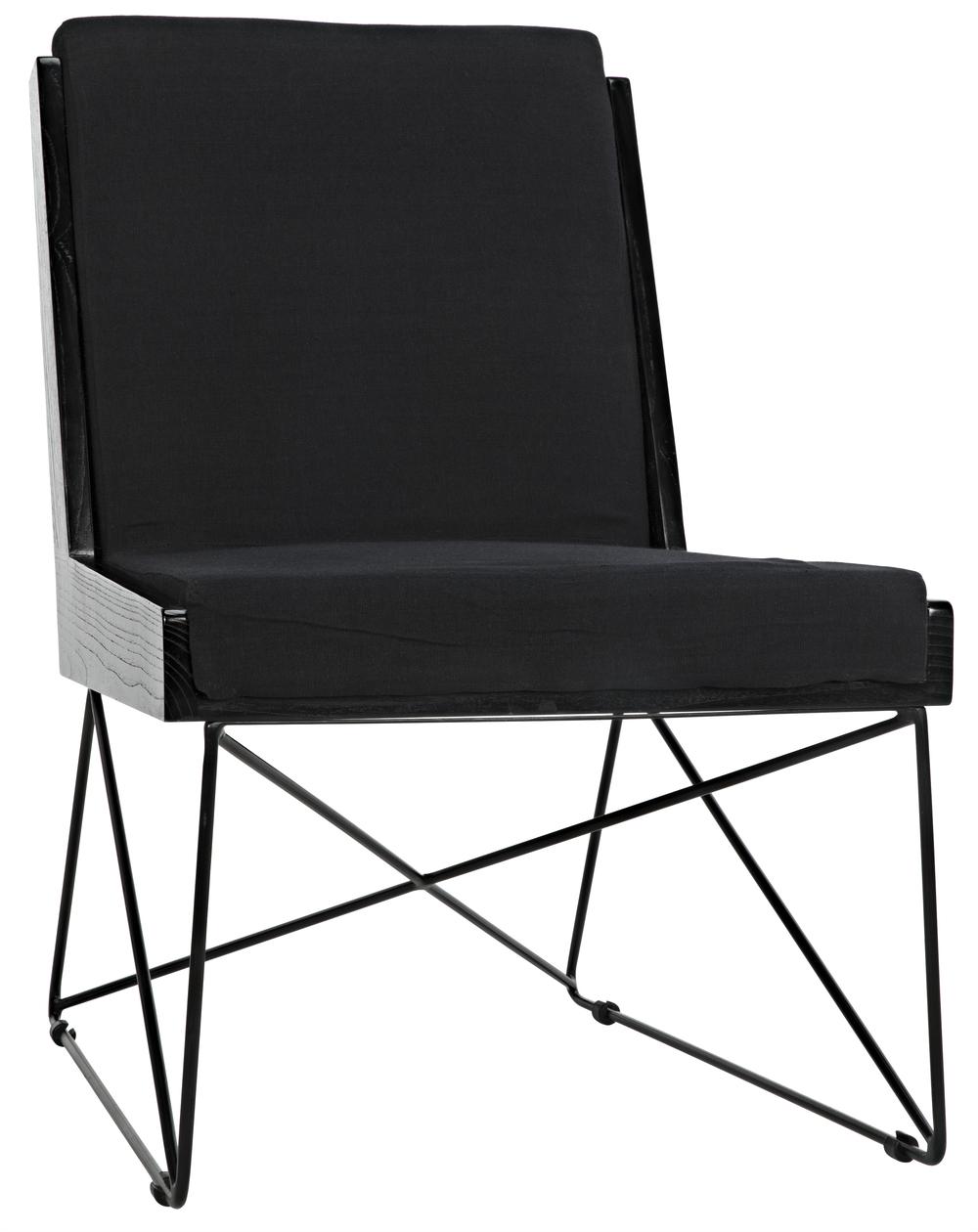 Noir Trading - Wiki Chair