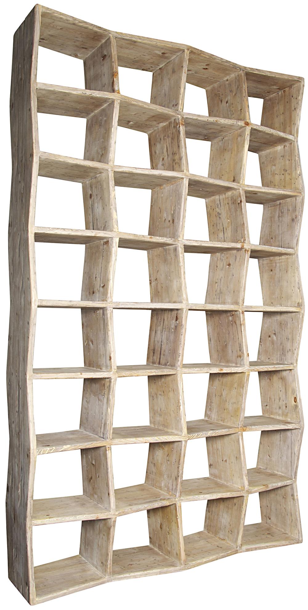Noir Trading - Zigzag Bookcase