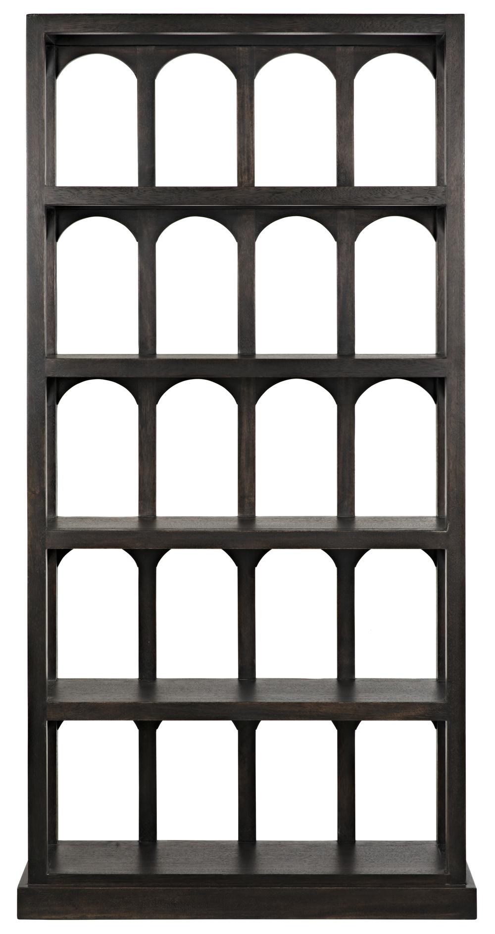 Noir Trading - Passage Bookcase