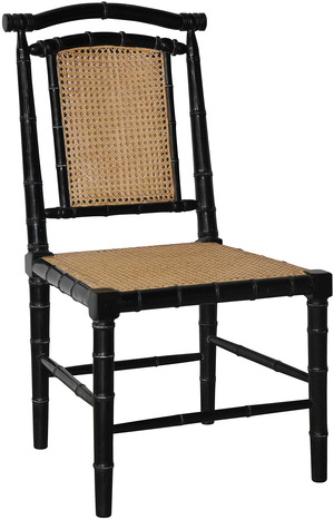 Thumbnail of NOIR TRADING, INC - Colonial Bamboo Dining Chair