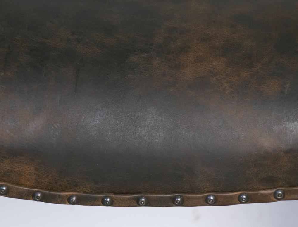 Noir Trading - Claw Leg Saddle Stool