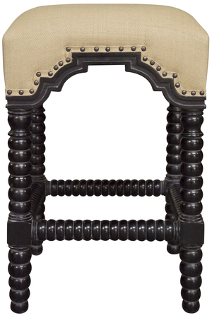 Thumbnail of Noir Trading - Abacus Counter Stool