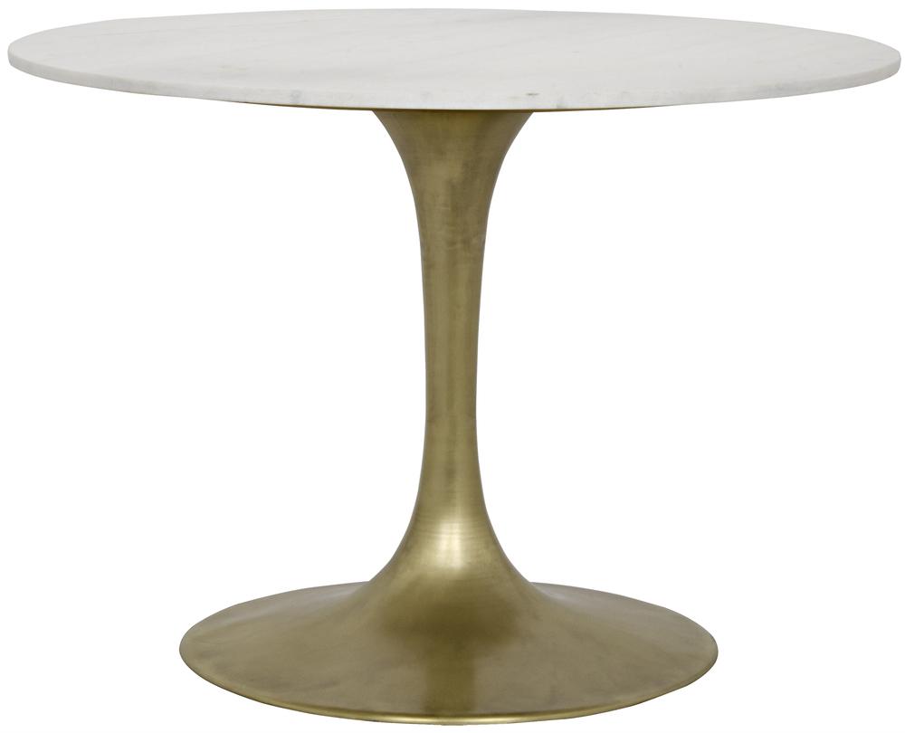 "Noir Trading - Laredo 40"" Dining Table"