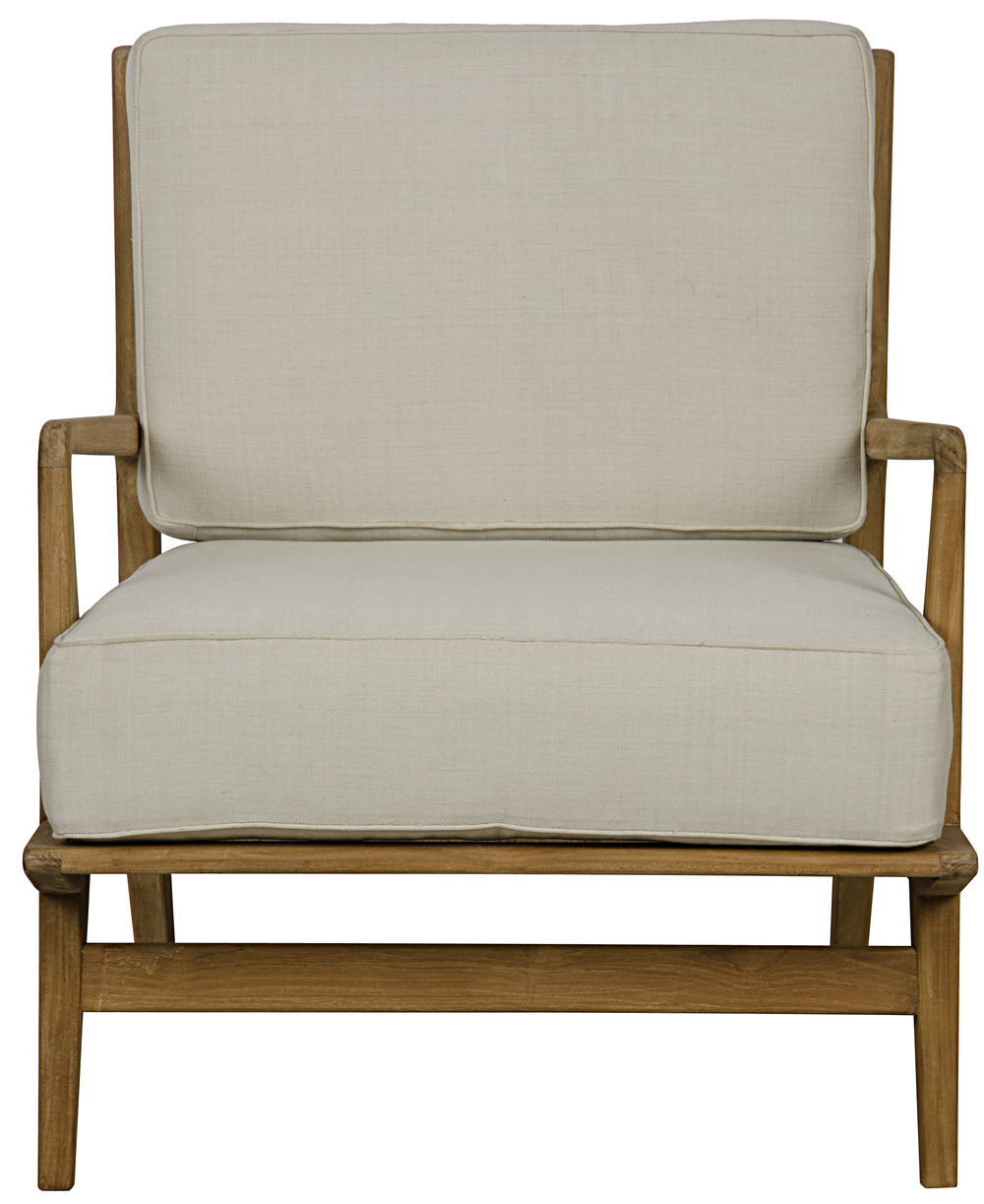 Noir Trading - Allister Chair