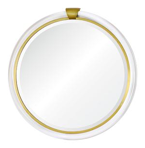 Thumbnail of Mirror Home - Round with Keystone Mirror