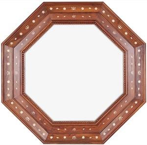 Thumbnail of Mirror Image Home - Rosewood & Bone Mirror
