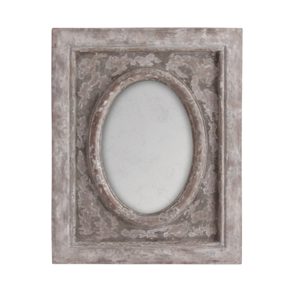 Bliss Studio - Oval Inset Mirror