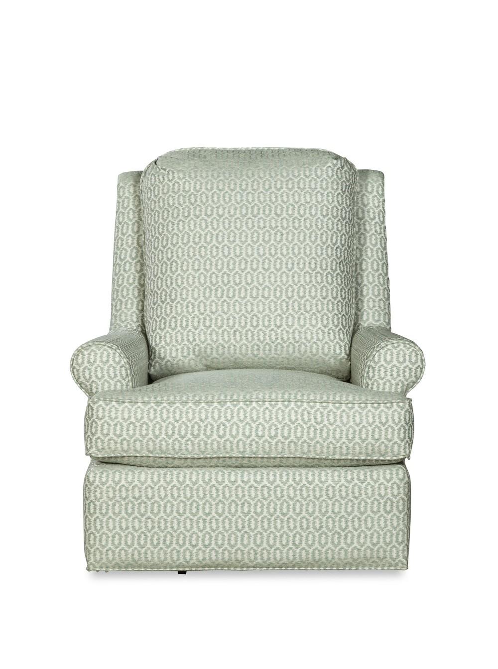 Paula Deen Home By Craftmaster - Swivel Chair