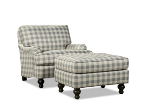 Thumbnail of Paula Deen Home By Craftmaster - Chair and Ottoman