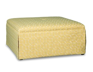 Thumbnail of Paula Deen Home By Craftmaster - Cocktail Ottoman