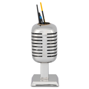 Thumbnail of Pendulux - Microphone Pencil Holder, Aluminum