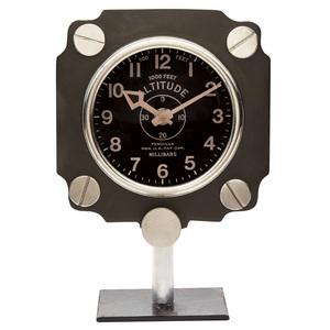 Thumbnail of Pendulux - Altimeter Mantel Clock, Black