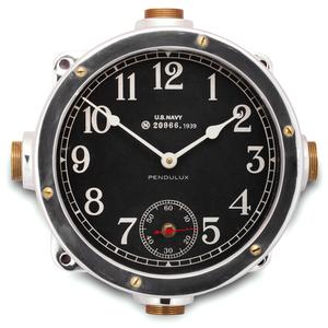 Thumbnail of Pendulux - Navy Aluminum Master Clock