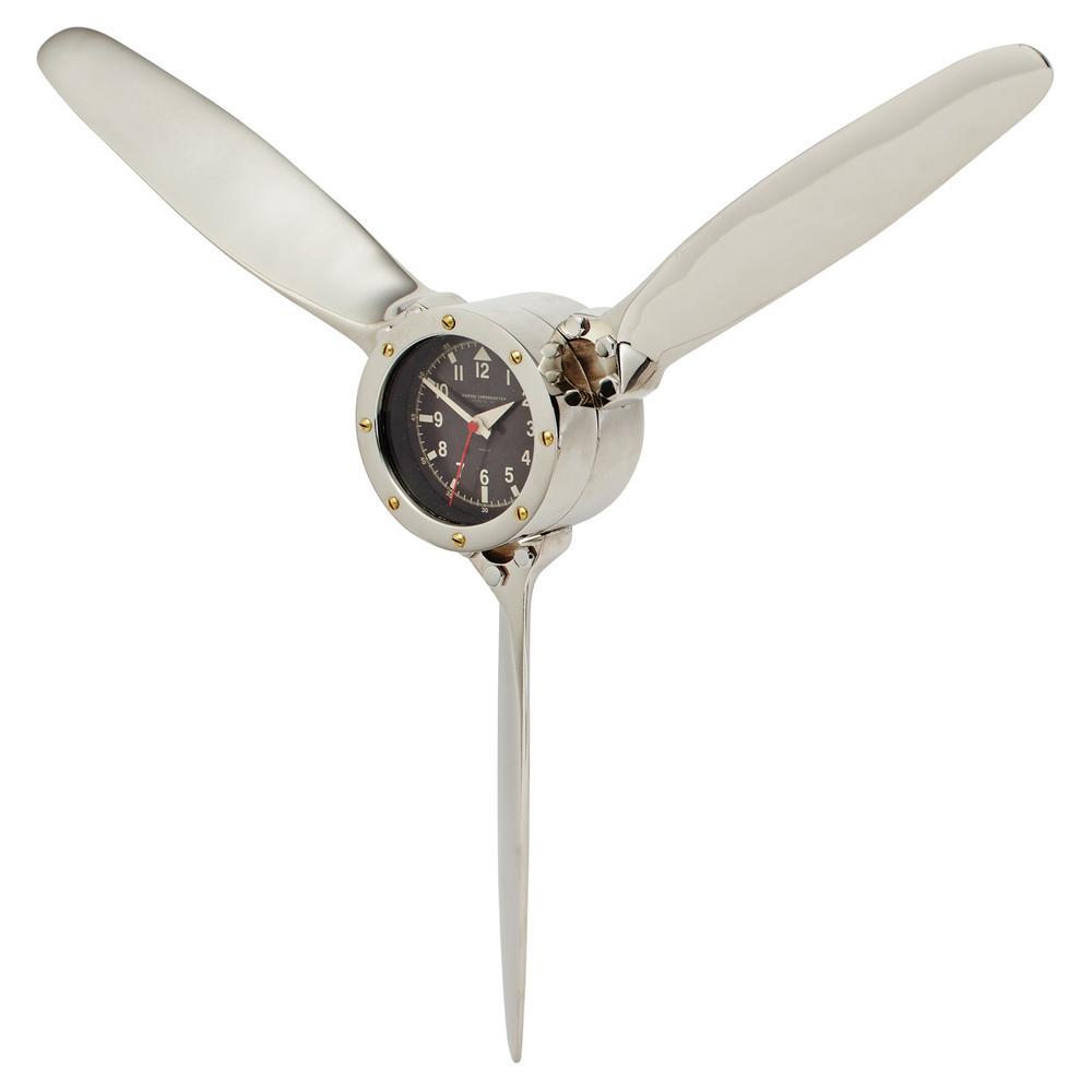 Pendulux - Propeller Wall Clock