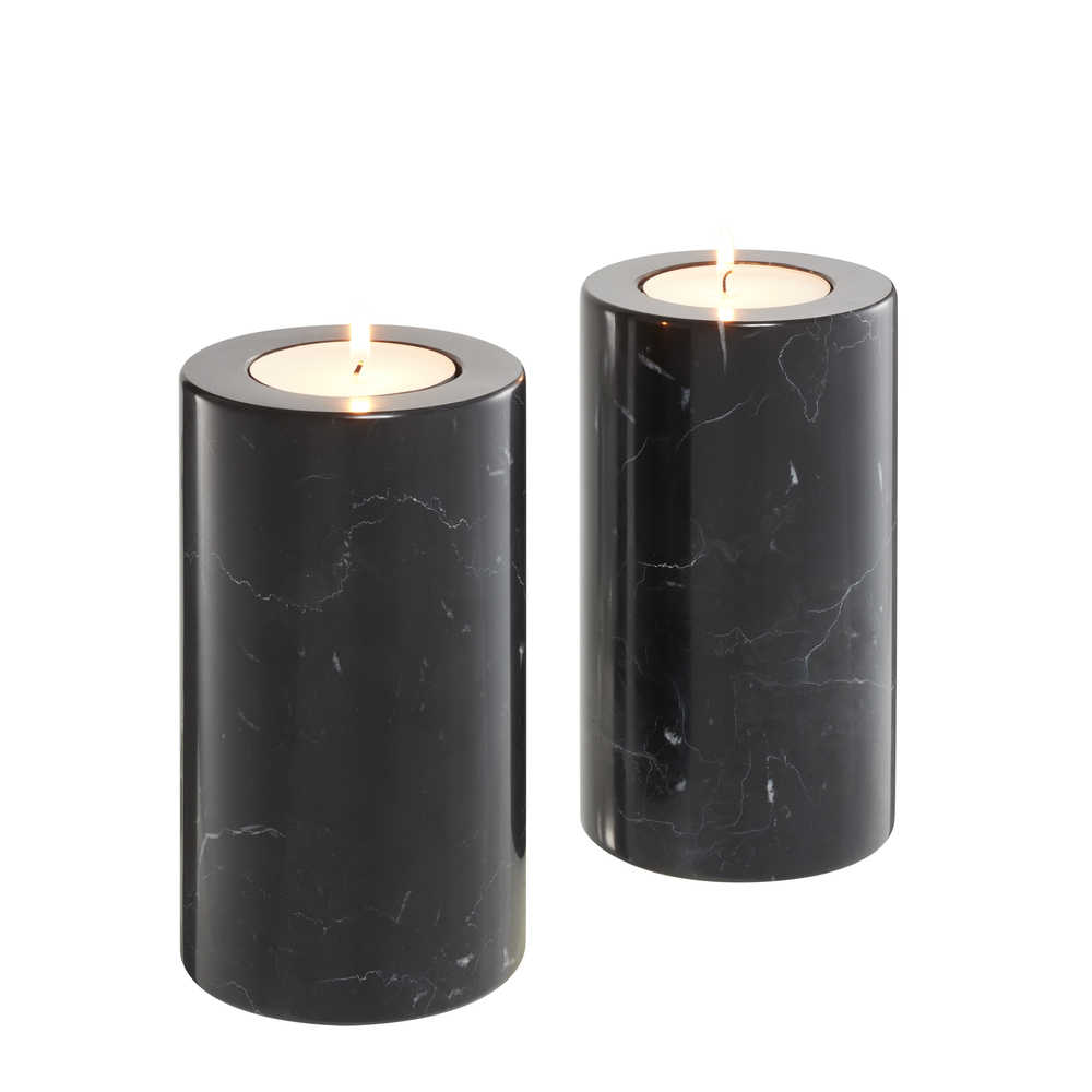 Eichholtz - Tealight Holder Tobor set of 2