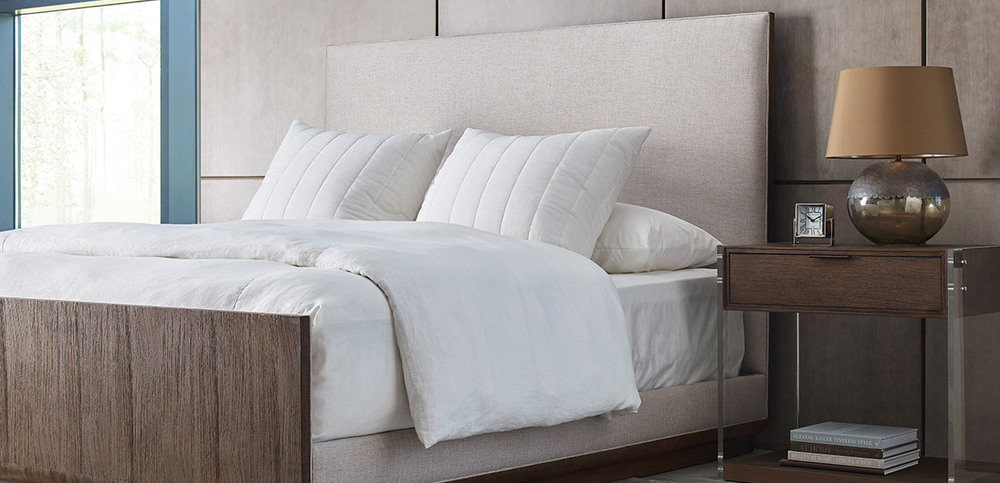 Brownstone Furniture - Dalton Upholstered Bed