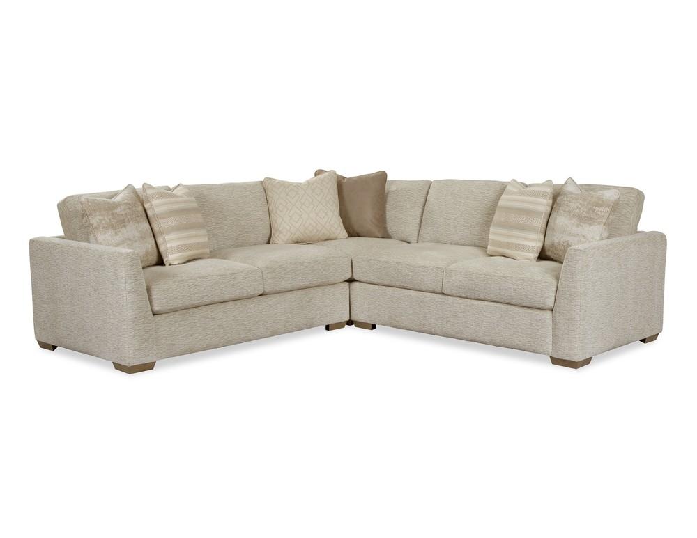 Craftmaster Furniture - CM Modern Corner Sectional