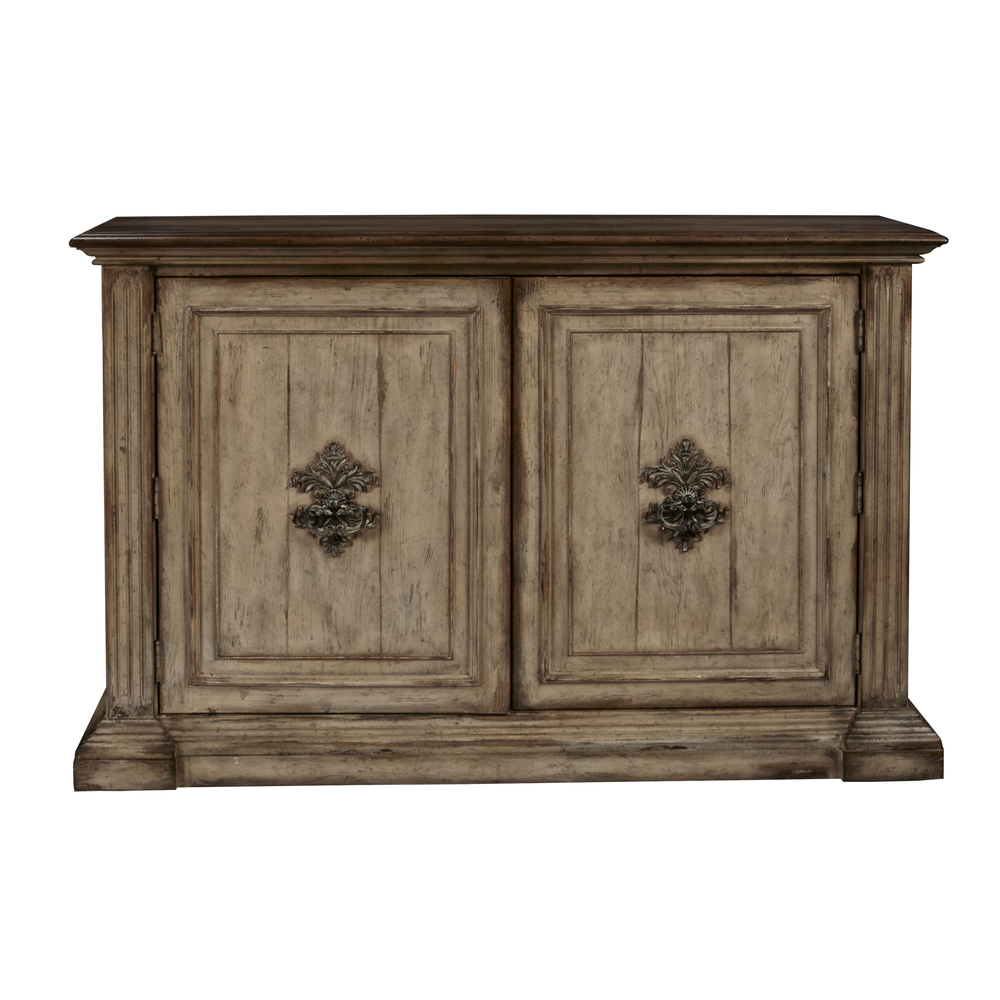 Accentrics Home - Two Door Accent Storage Console