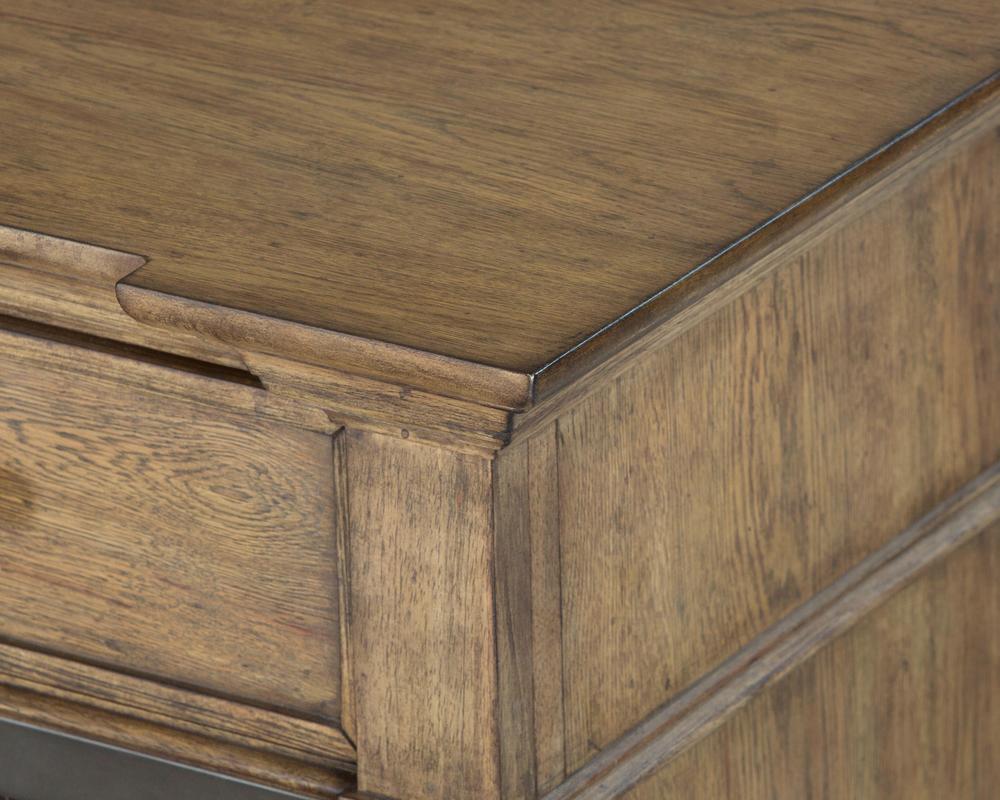 Accentrics Home - Metal Door Sideboard