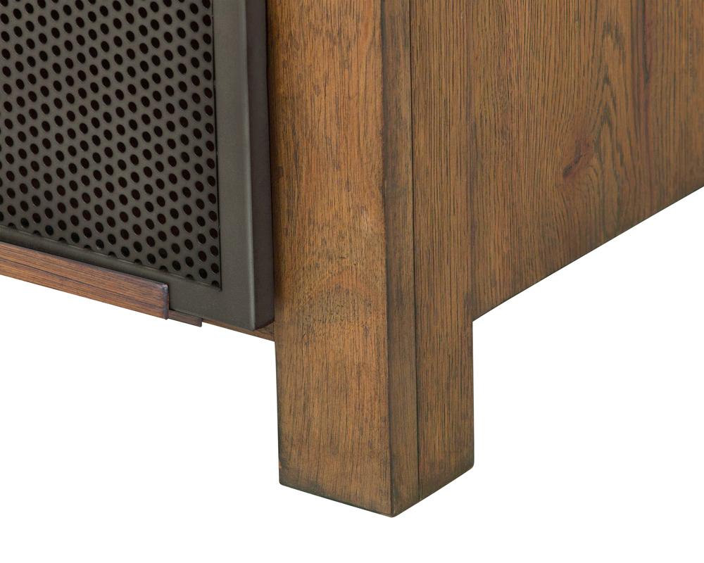 Accentrics Home - Sliding Door Console