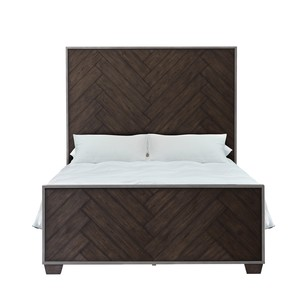 Thumbnail of Accentrics Home - King Metal Frame Panel Headboard
