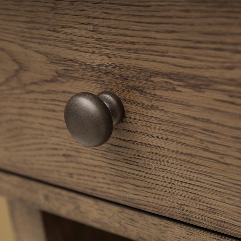 Accentrics Home - Light Oak and Metal Top Bar