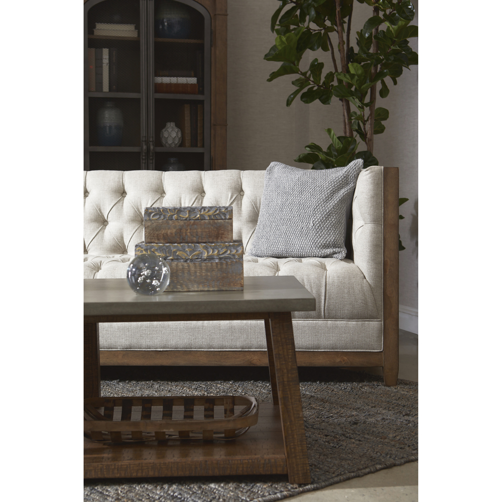 Accentrics Home - Deconstructed Sofa