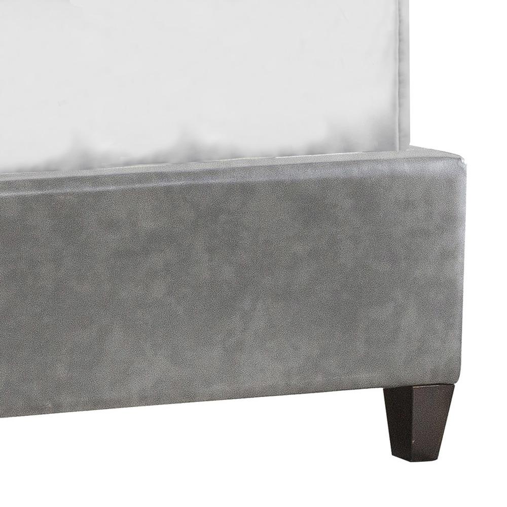 Accentrics Home - King Geometric Tufted Headboard
