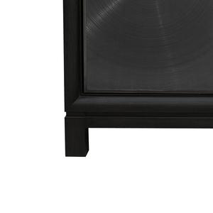 Thumbnail of Accentrics Home - Four Door Spun Metal Credenza