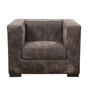 Thumbnail of Accentrics Home - Leather Shelter Chair