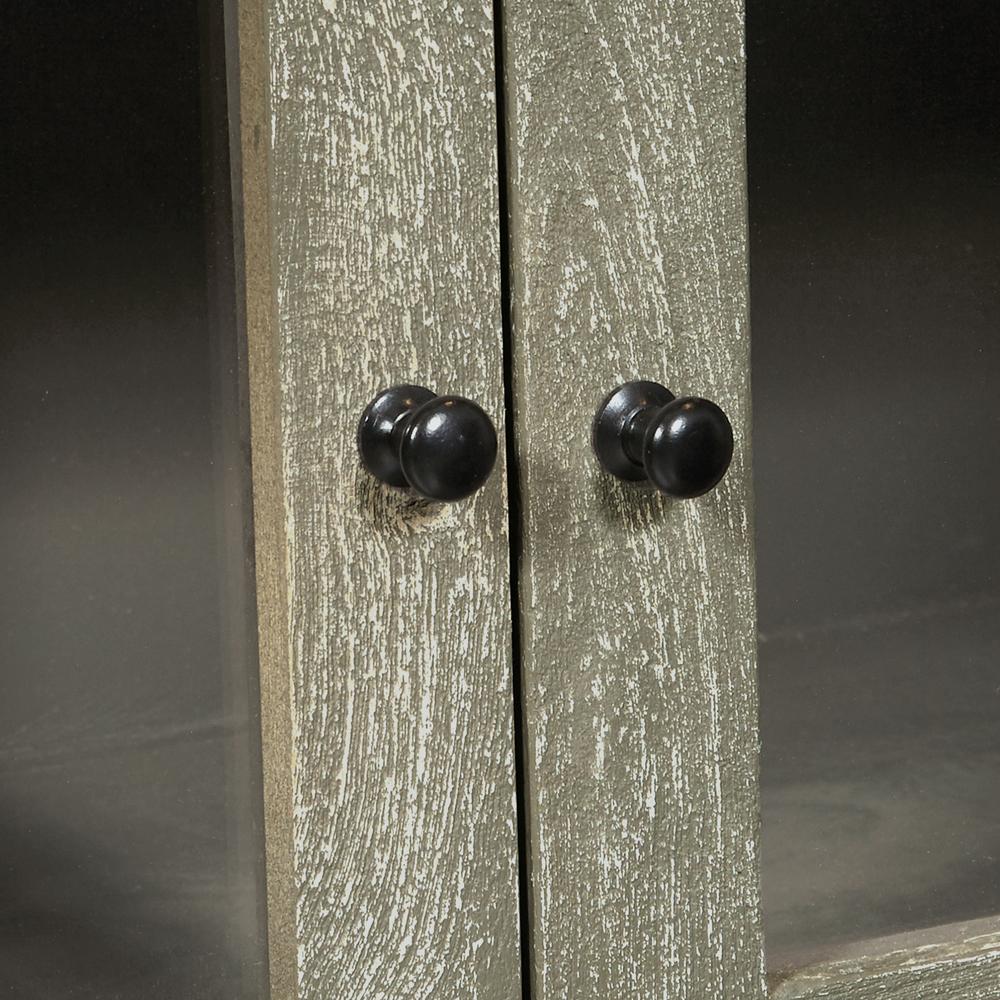 Accentrics Home - Rustic Eight Door Console