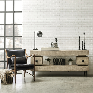 Thumbnail of Accentrics Home - Rustic Two Drawer Console
