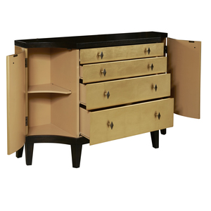 Thumbnail of Accentrics Home - Gold Leaf Console